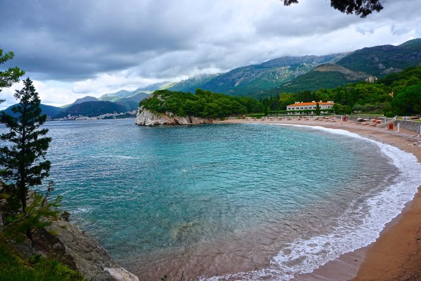 Unexpected Paradise in Budva,Montenegro