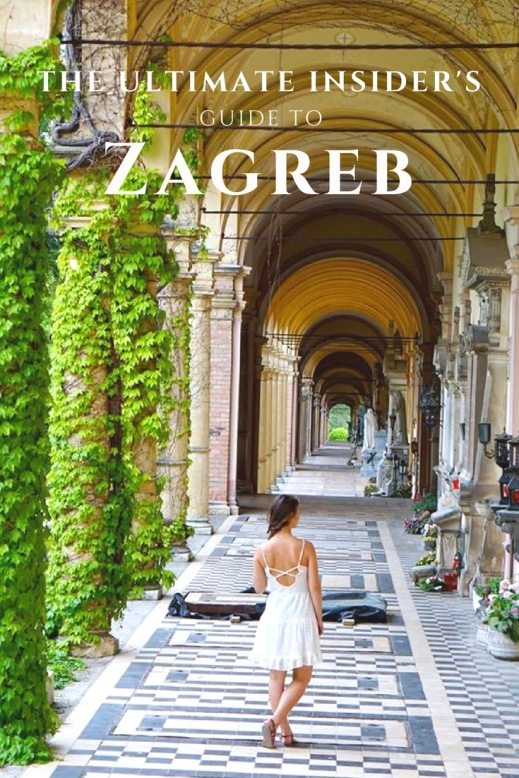 Zagreb, Croatia's inland capital, is a modern, hip, less-crowded, and more affordable alternative to Prague or Vienna. Here's everything you need to know about what to do, what to see, h