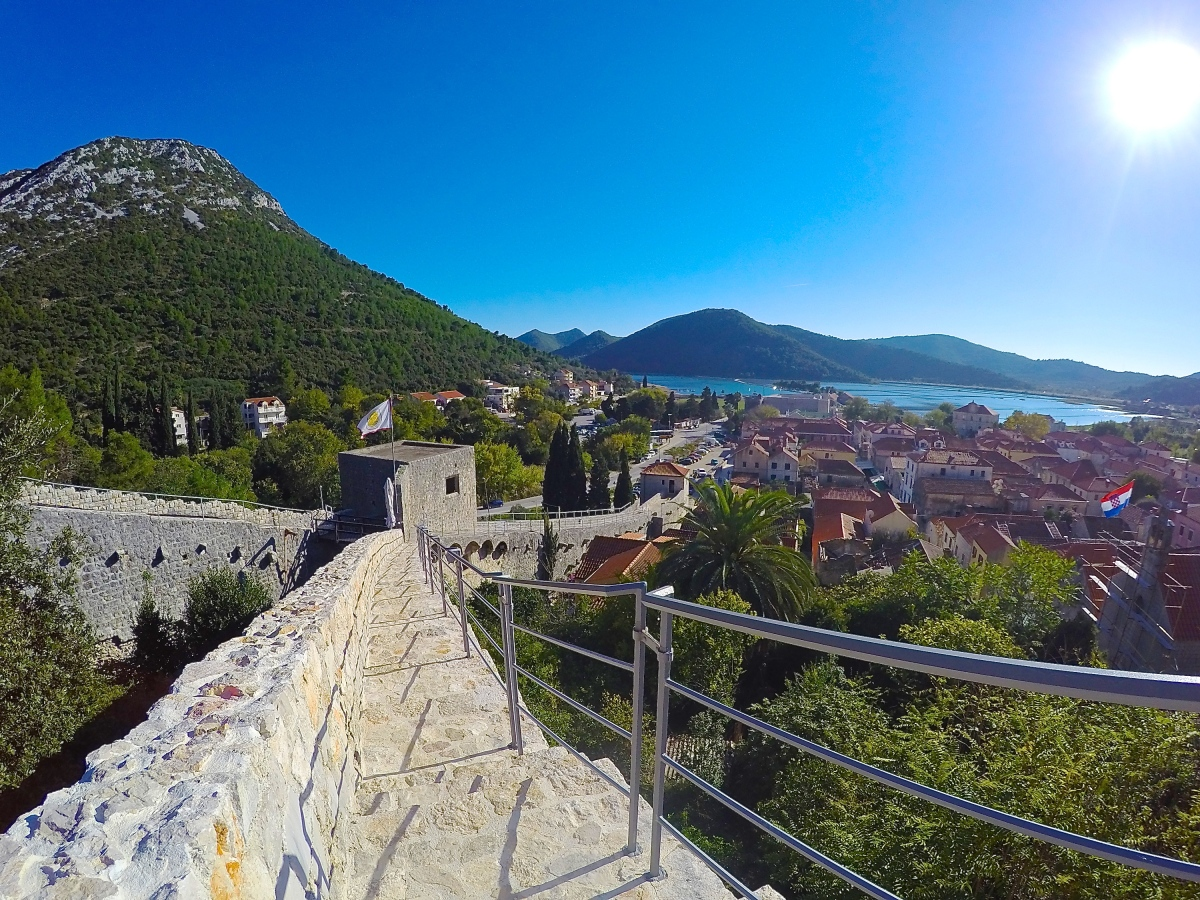 The Great Wall of Europe in Ston, Croatia [VIDEO + PICTURES]