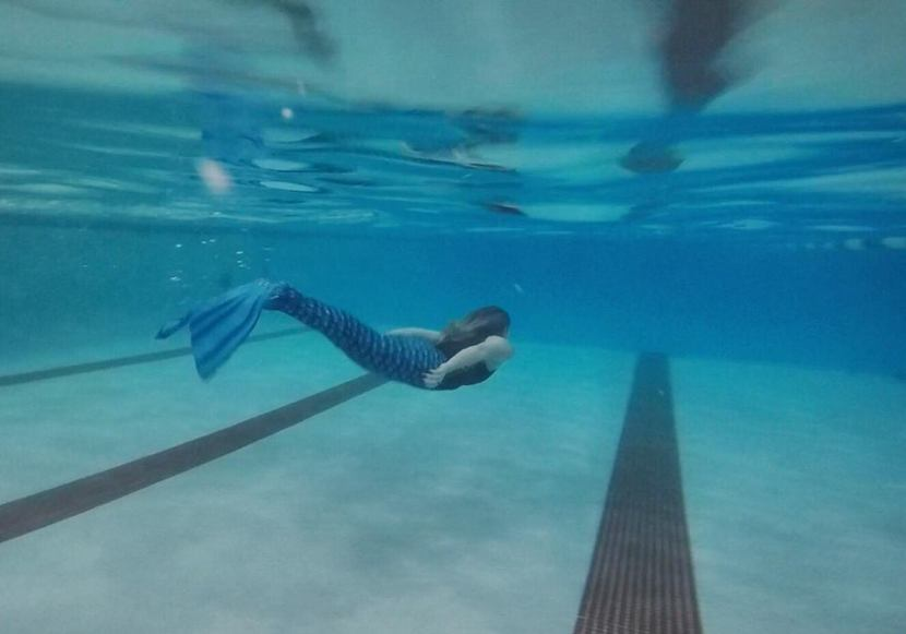 It's Official: You Can Now Become a Mermaid in Chicago [PICTURES + VIDEO]