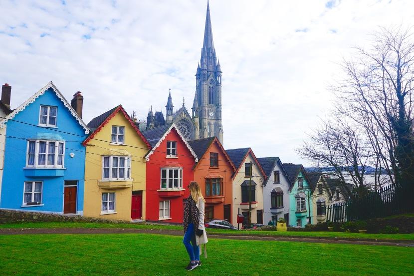 Ireland's Colorful Port of TitanicTreasures