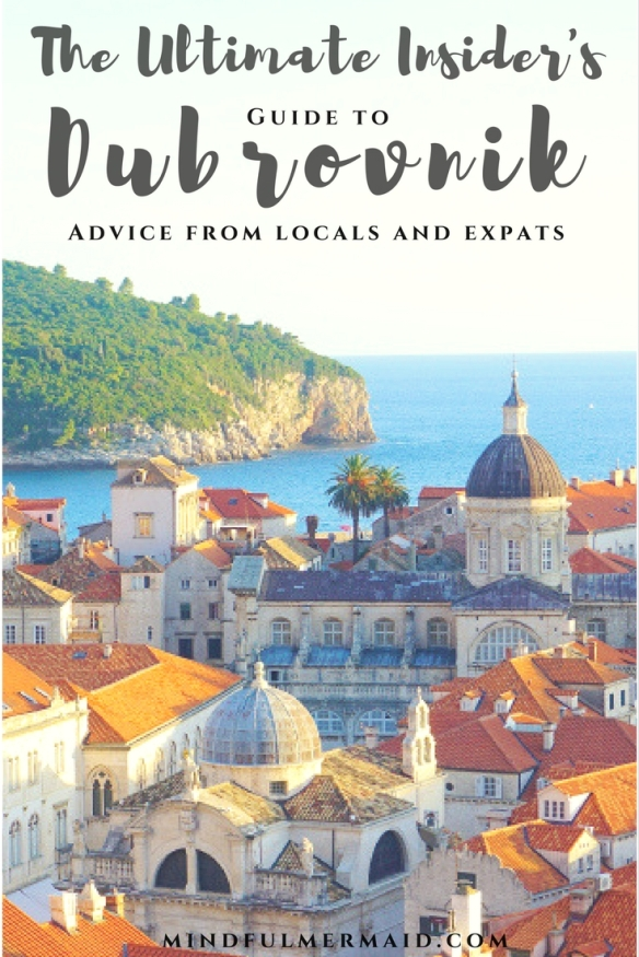 Ultimate Insider Dubrovnik Guide