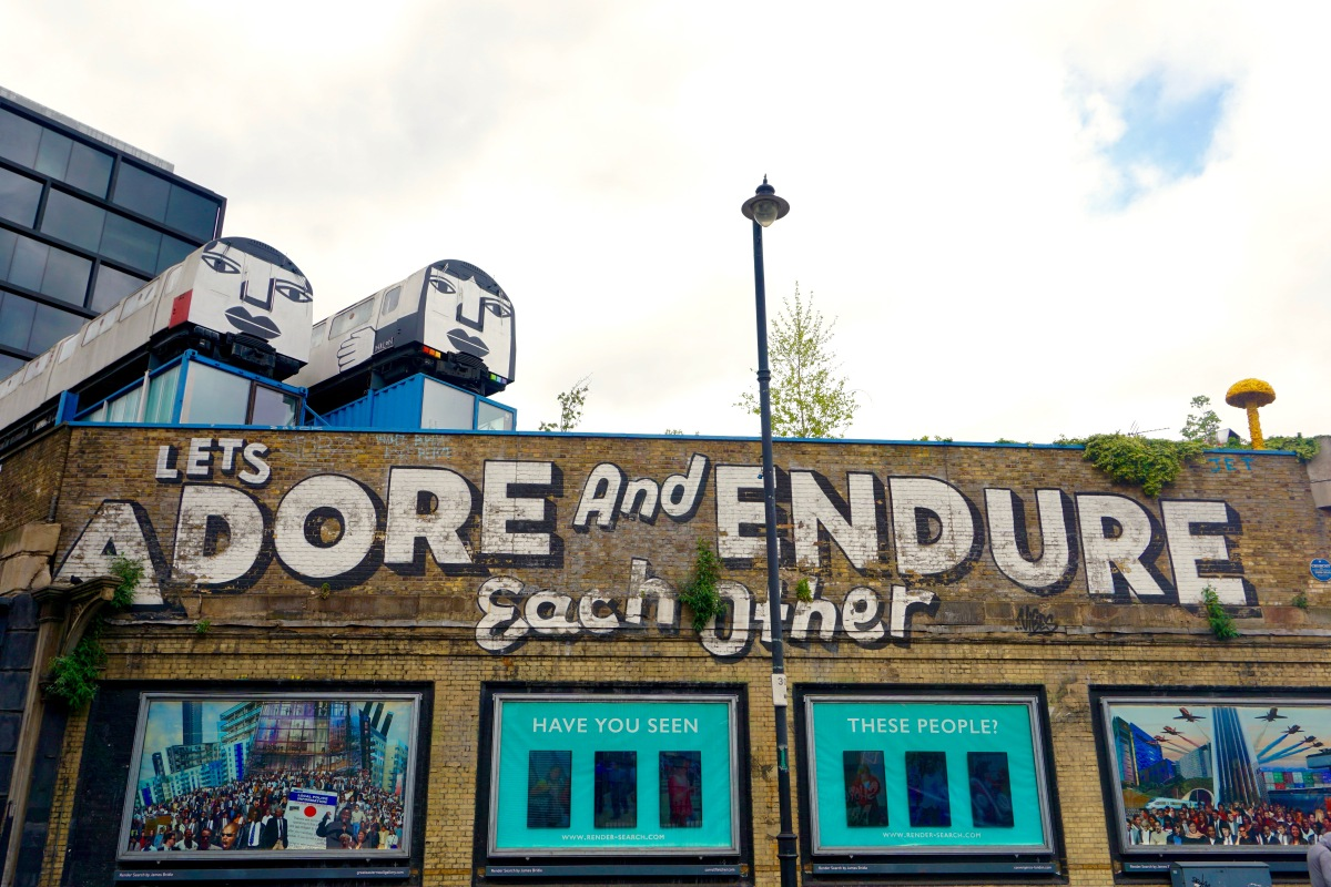 6 Things You Must Do in Shoreditch, London