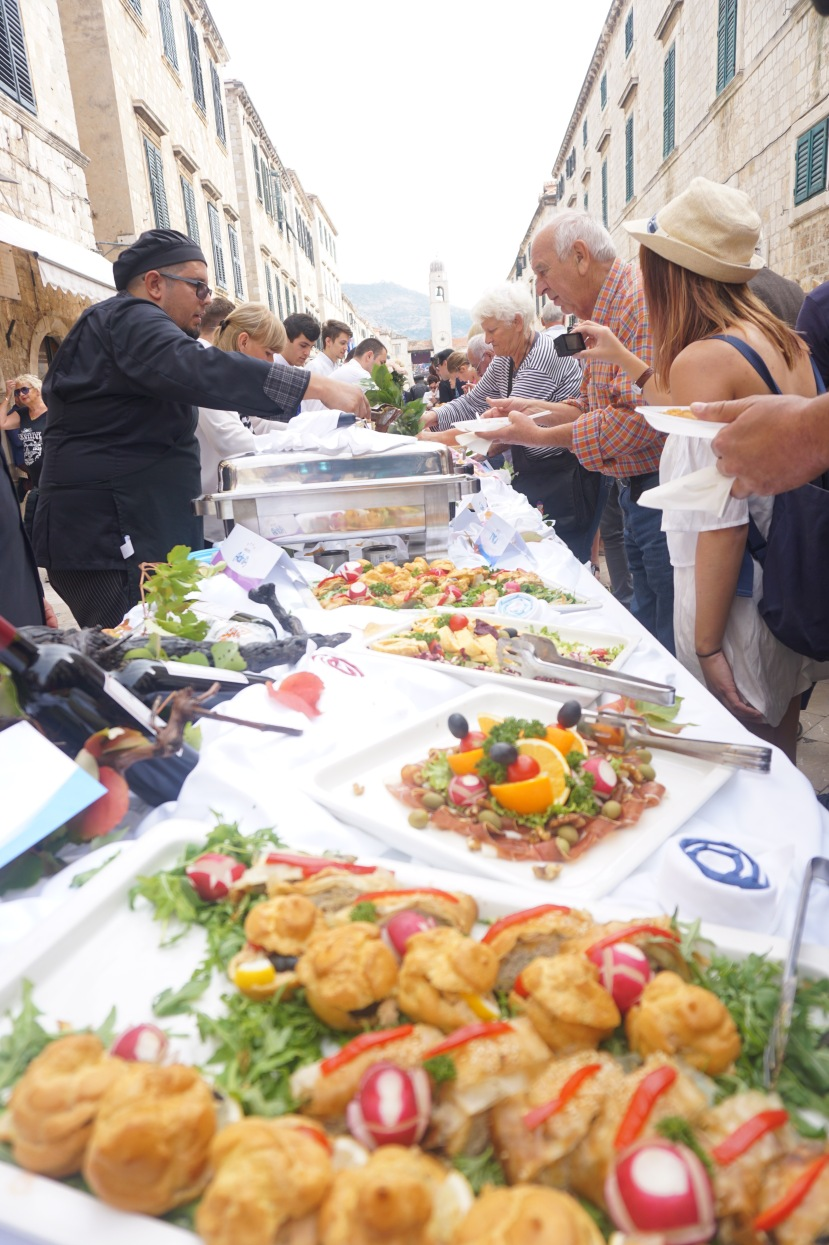 Authentic Cuisine and Culture at Dubrovnik's Good Food Festival(VIDEO)